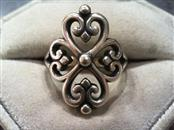 Lady's Silver Ring 925 Silver 6.7g